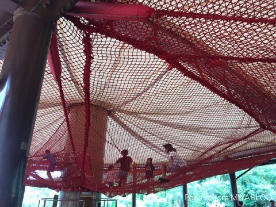中城公園トランポリン